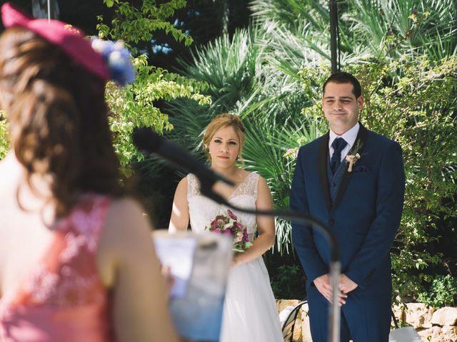 La boda de Óscar y Leslie en Alzira, Valencia 95