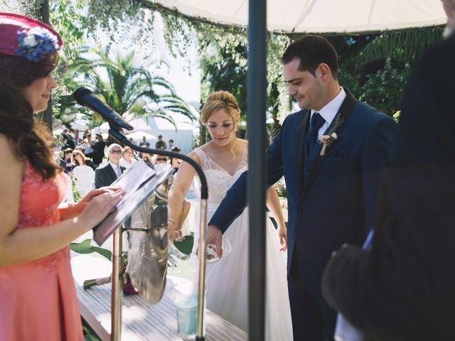 La boda de Óscar y Leslie en Alzira, Valencia 98