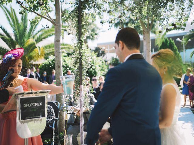 La boda de Óscar y Leslie en Alzira, Valencia 101