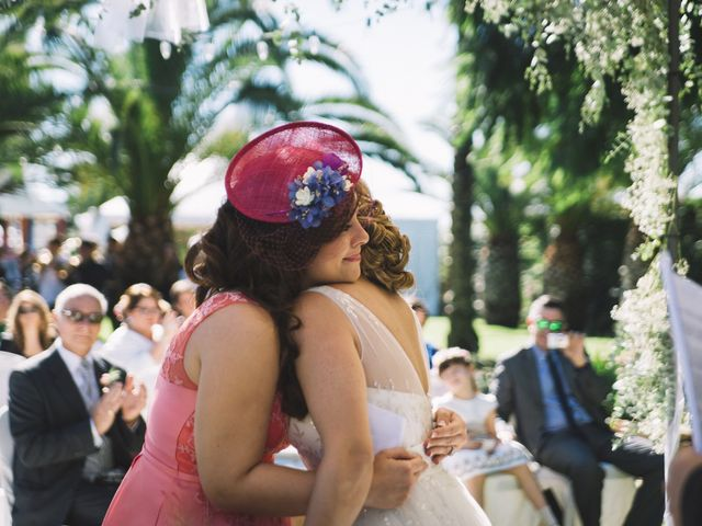 La boda de Óscar y Leslie en Alzira, Valencia 103