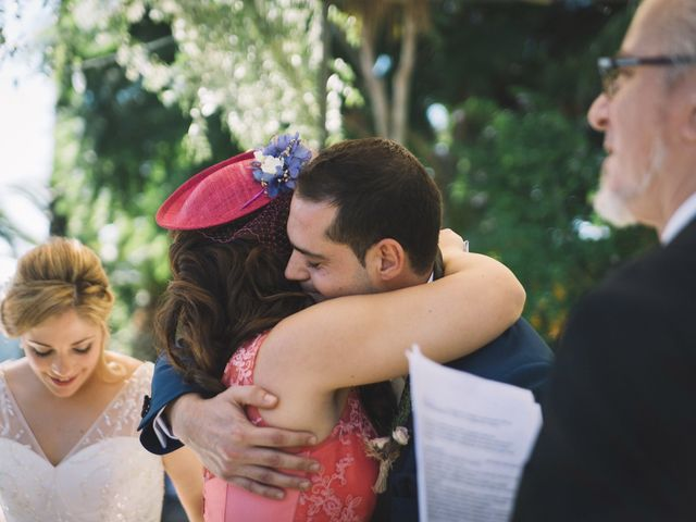 La boda de Óscar y Leslie en Alzira, Valencia 104