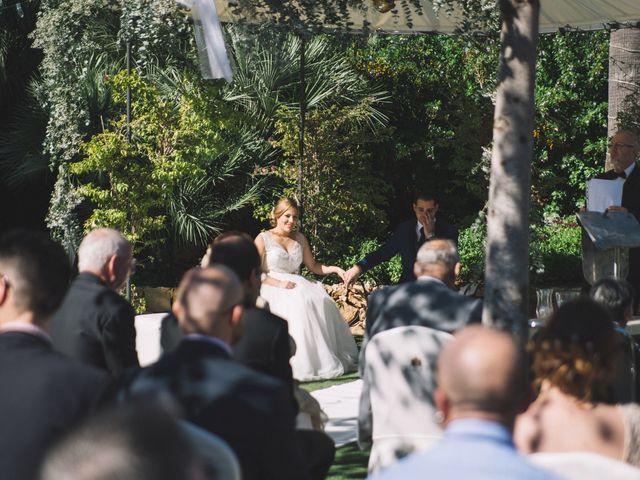 La boda de Óscar y Leslie en Alzira, Valencia 107