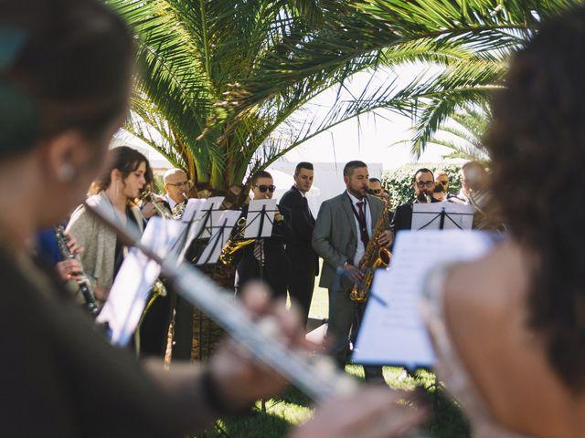 La boda de Óscar y Leslie en Alzira, Valencia 108