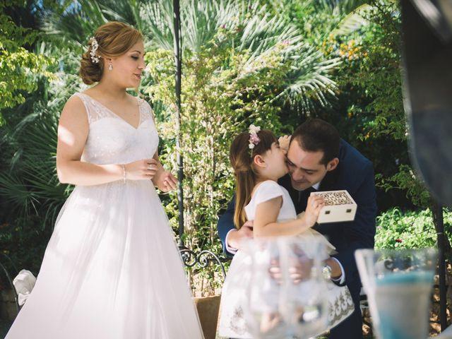 La boda de Óscar y Leslie en Alzira, Valencia 113