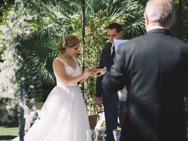 La boda de Óscar y Leslie en Alzira, Valencia 114