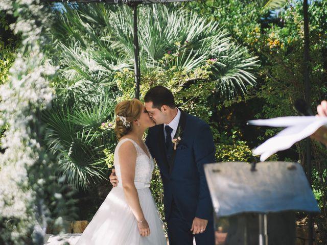 La boda de Óscar y Leslie en Alzira, Valencia 116