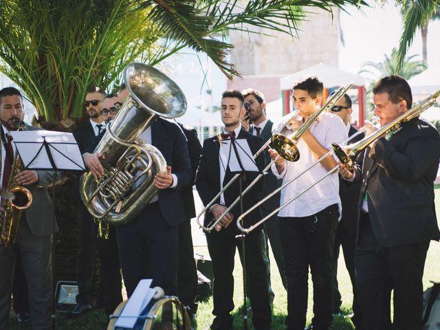 La boda de Óscar y Leslie en Alzira, Valencia 120