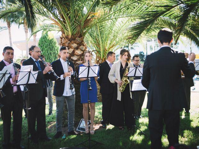 La boda de Óscar y Leslie en Alzira, Valencia 121