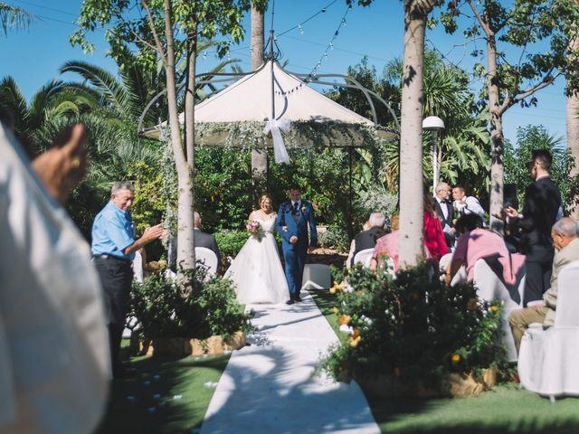 La boda de Óscar y Leslie en Alzira, Valencia 126