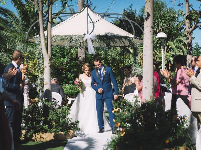 La boda de Óscar y Leslie en Alzira, Valencia 127
