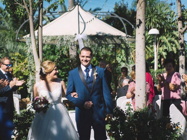 La boda de Óscar y Leslie en Alzira, Valencia 128
