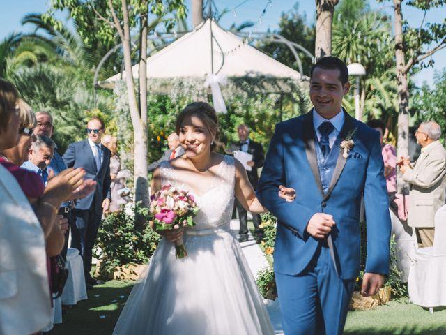 La boda de Óscar y Leslie en Alzira, Valencia 129