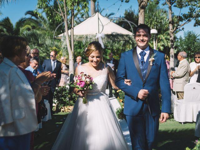 La boda de Óscar y Leslie en Alzira, Valencia 130
