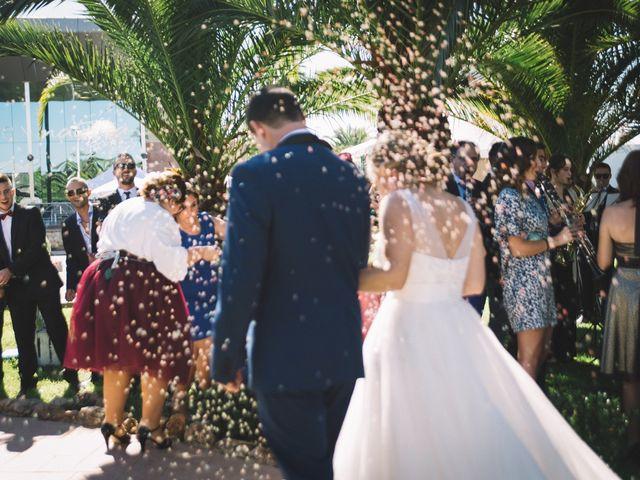 La boda de Óscar y Leslie en Alzira, Valencia 132