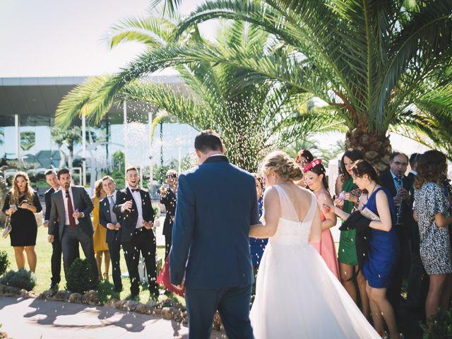 La boda de Óscar y Leslie en Alzira, Valencia 133