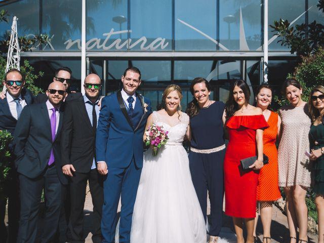La boda de Óscar y Leslie en Alzira, Valencia 138