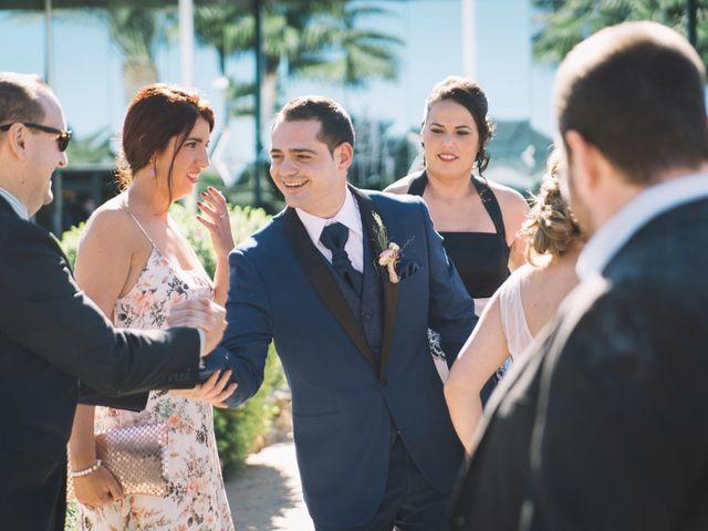 La boda de Óscar y Leslie en Alzira, Valencia 140