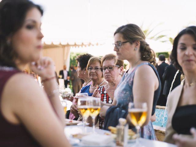 La boda de Óscar y Leslie en Alzira, Valencia 146