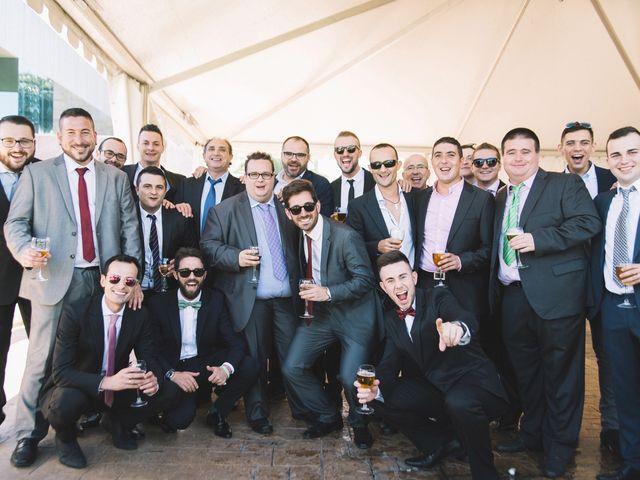 La boda de Óscar y Leslie en Alzira, Valencia 154