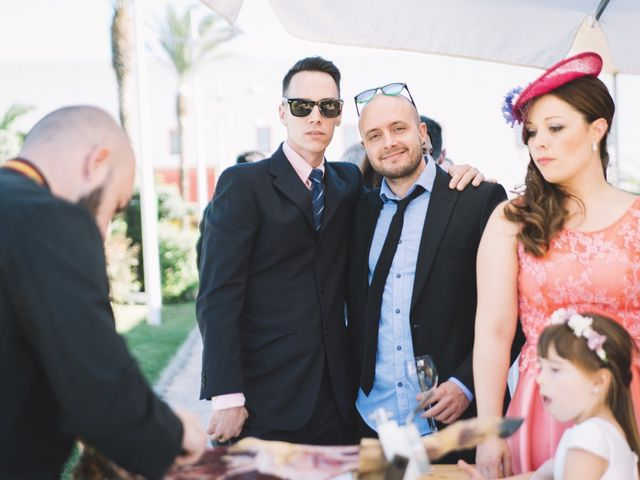 La boda de Óscar y Leslie en Alzira, Valencia 156
