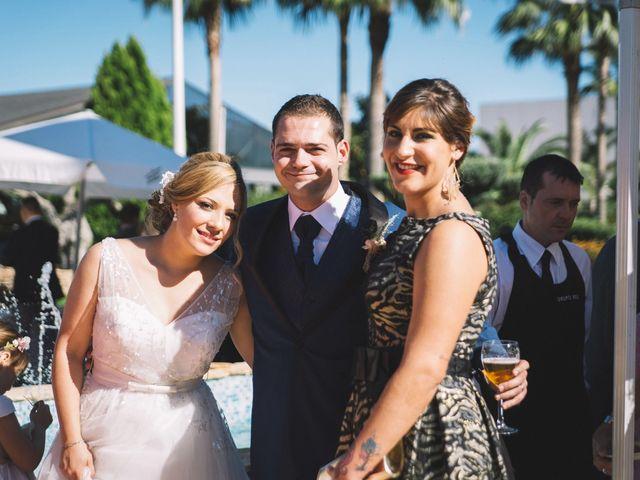 La boda de Óscar y Leslie en Alzira, Valencia 159