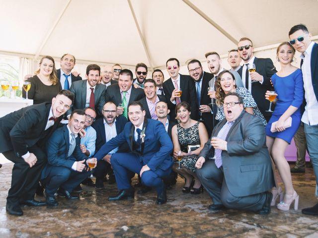 La boda de Óscar y Leslie en Alzira, Valencia 163
