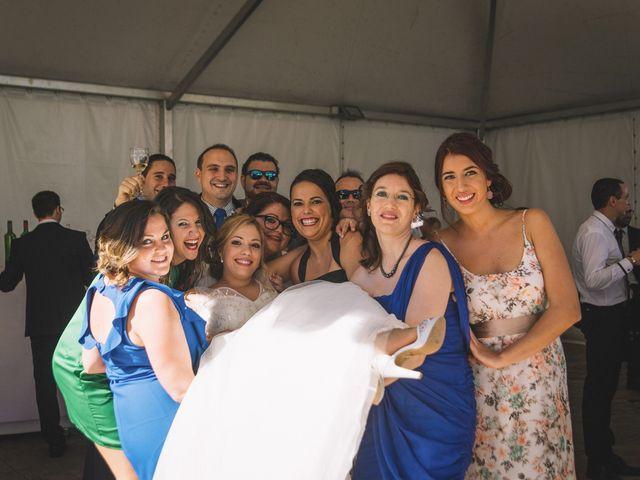 La boda de Óscar y Leslie en Alzira, Valencia 167