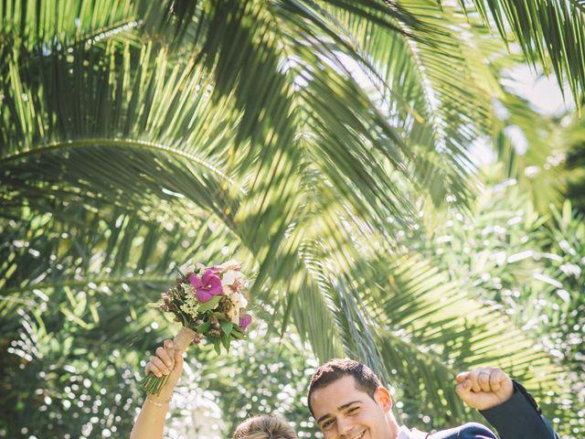 La boda de Óscar y Leslie en Alzira, Valencia 183