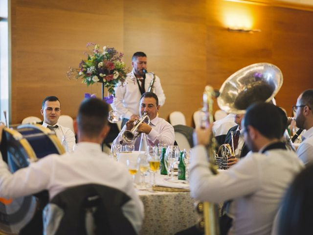 La boda de Óscar y Leslie en Alzira, Valencia 185