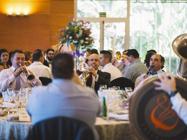 La boda de Óscar y Leslie en Alzira, Valencia 186