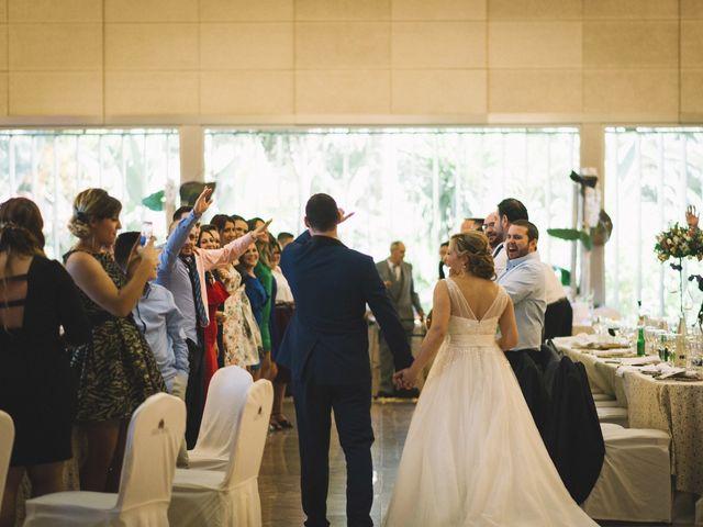 La boda de Óscar y Leslie en Alzira, Valencia 192