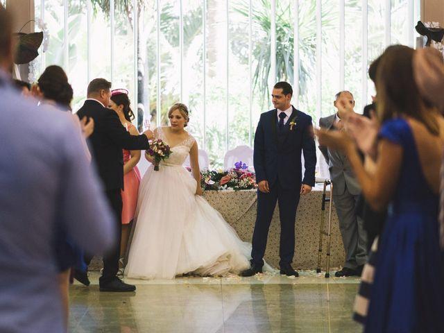 La boda de Óscar y Leslie en Alzira, Valencia 194