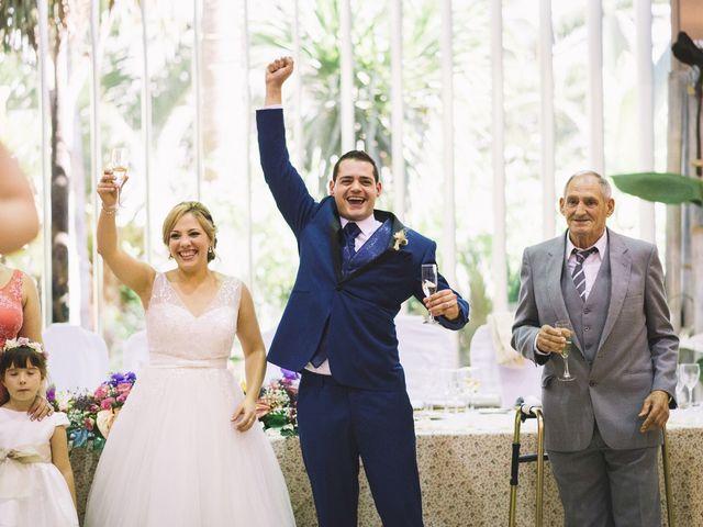 La boda de Óscar y Leslie en Alzira, Valencia 196