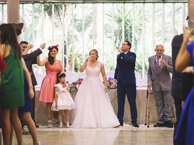 La boda de Óscar y Leslie en Alzira, Valencia 197