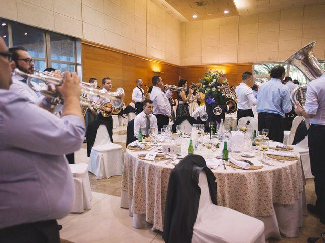 La boda de Óscar y Leslie en Alzira, Valencia 200