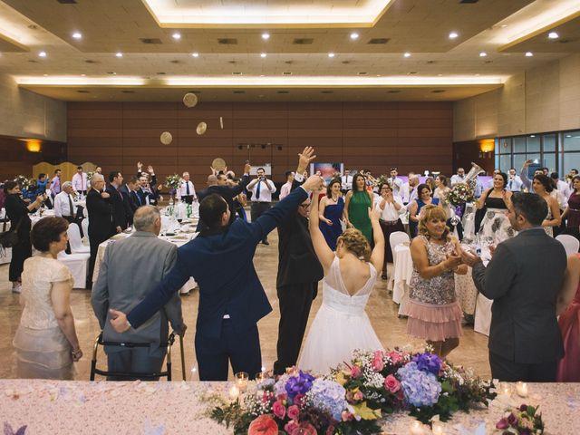 La boda de Óscar y Leslie en Alzira, Valencia 203