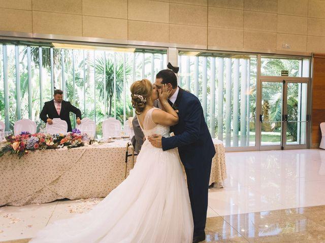 La boda de Óscar y Leslie en Alzira, Valencia 204
