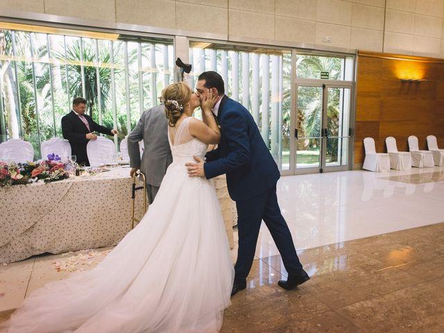 La boda de Óscar y Leslie en Alzira, Valencia 205