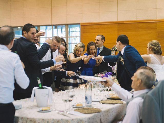 La boda de Óscar y Leslie en Alzira, Valencia 208