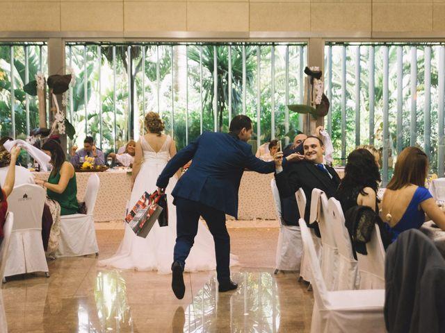 La boda de Óscar y Leslie en Alzira, Valencia 209