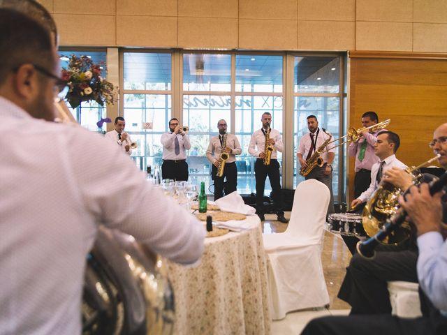 La boda de Óscar y Leslie en Alzira, Valencia 217