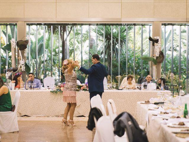 La boda de Óscar y Leslie en Alzira, Valencia 218
