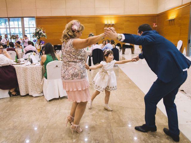 La boda de Óscar y Leslie en Alzira, Valencia 219