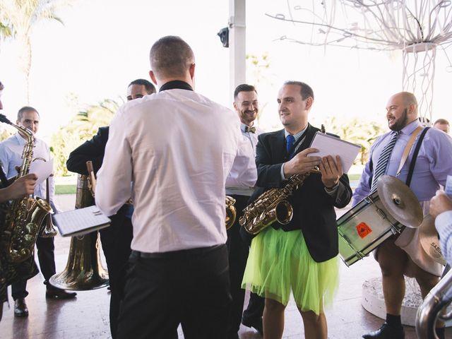 La boda de Óscar y Leslie en Alzira, Valencia 220