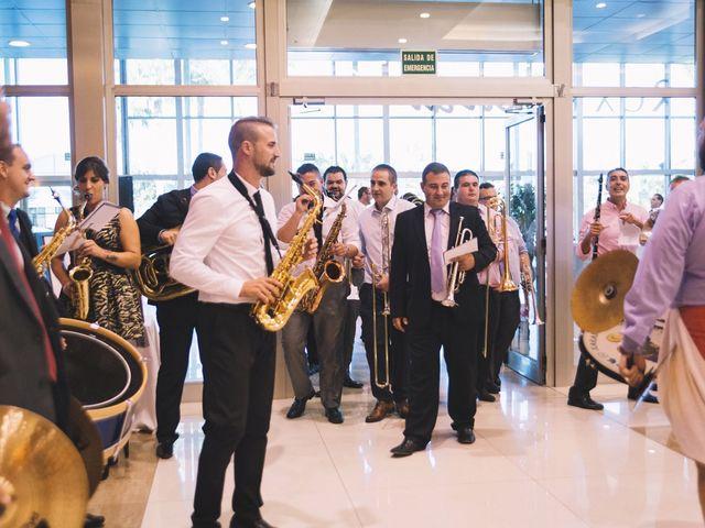 La boda de Óscar y Leslie en Alzira, Valencia 225