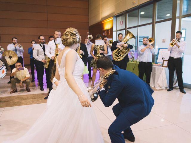 La boda de Óscar y Leslie en Alzira, Valencia 233