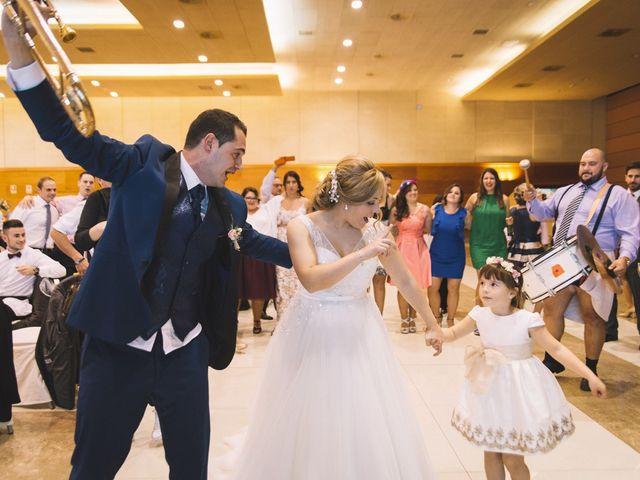 La boda de Óscar y Leslie en Alzira, Valencia 234