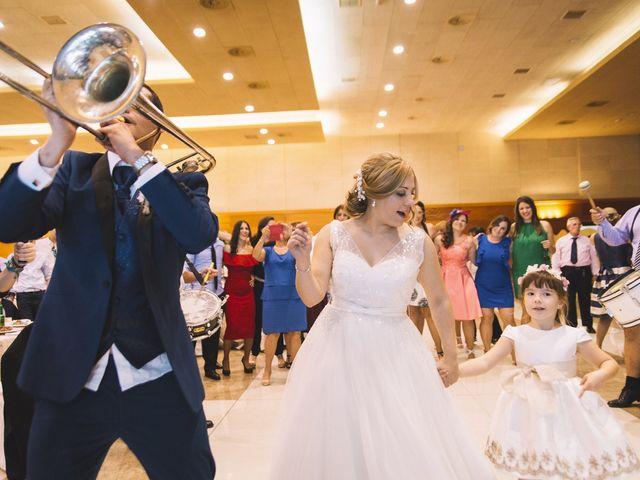 La boda de Óscar y Leslie en Alzira, Valencia 235