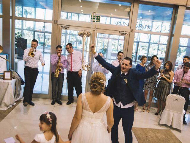 La boda de Óscar y Leslie en Alzira, Valencia 237