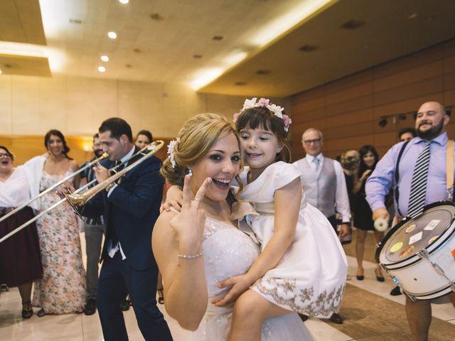 La boda de Óscar y Leslie en Alzira, Valencia 239